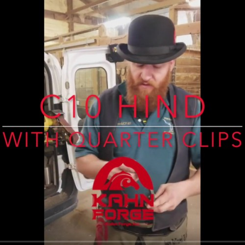 C10 Hinds Clipped Video