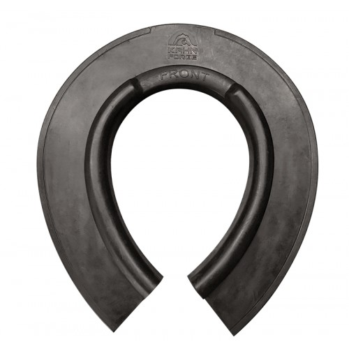 Snow Front Pads - Rubber